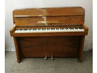 🎹 !!! Knight K10, Small Walnut Piano, Nationwide Delivery, £1,200 !!! 🎹