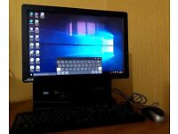 "RM All in 1 Touch screen PC,20"" Widescreen hd Display,3GB DDR3 RAM,Builtin Wifi & Webcam,Win10 64bit"