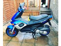 Gilera SP180 very clean on a 51 plate 1750