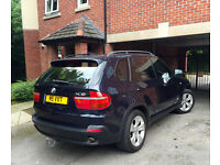2008 BMW X5 SE 5S 3LITRE DIESEL, AUTO, PANORAMIC SUNROOF, 107K, 2 PREVIOUS OWNER -