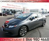 2013 Honda Civic EX | LOW KM'S | ONLY 27,800 KM'S