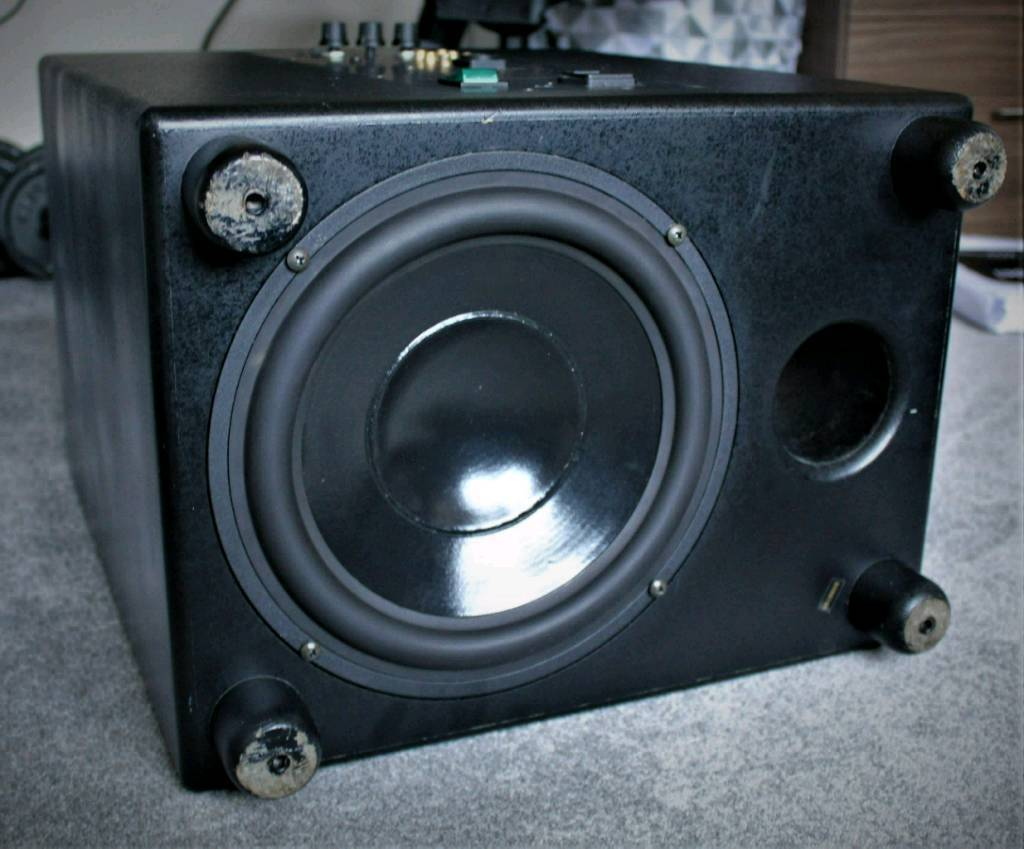 Acoustics Strata II Sub-bass system