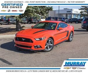 2015 Ford Mustang GT 5.0 *Leather *NAV *Heated/Cooled Seats