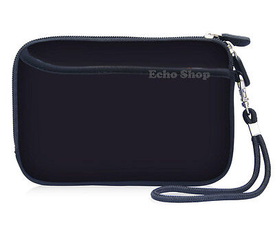 "Neoprene Case Pouch For 2.5"" WESTERN DIGITAL Elements SE Portable Hard Drive"
