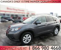 2012 Honda CR-V TOURING | AUTOMATIC CERTIFIED
