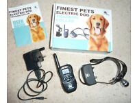 """""""Finest Pets"""" Electric Dog Training Collar - Used, good condition"""