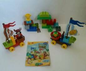 Disney Lego duplo Jake + neverland pirates complete with manual