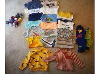 Age 2-3 toddler boys clothes