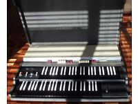Vox Continental Super II organ from the mid-60s
