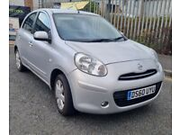 Nissan, MICRA, Hatchback, 2010, Manual, 1198 (cc), 5 doors