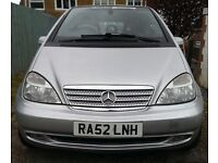 Mercedes A Class A210 2100cc AMG Evolution Special Edition - Fully Loaded - Immaculate Condition