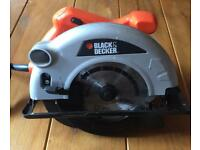 Black and Decker CD602 240V 1150W Circular Saw