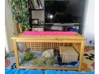 Cage- Guinea pig - Coffee table cage