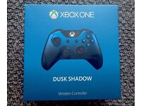 Xbox One Dusk Shadow Special Edition Wireless Controller - Great Condition, Fully Working