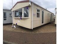 static caravan for sale in clacton on sea essex douible glazed central heated