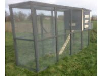 Quality pet enclosures hen,rabbit,dog cat pens ,runs,chicken coops,bird aviary panels