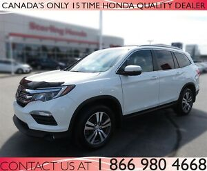 2016 Honda Pilot EX-L | LEATHER | PRO PACKAGE