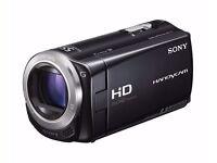 Sony HD Handycam HDR-CX250E
