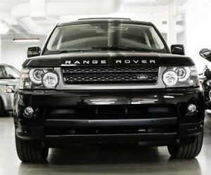 2011 Land Rover Range Rover Sport HSE Package