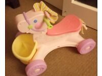 Fisher Price Horse with Sounds with Doll (not in picture) REDUCED TO CLEAR!