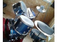 DRUM KIT AND EXTRAS