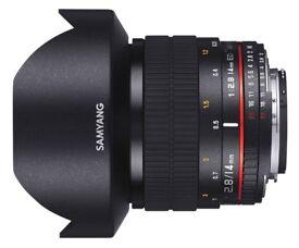 Samyang 14 mm F2.8 Lens for Sony-E