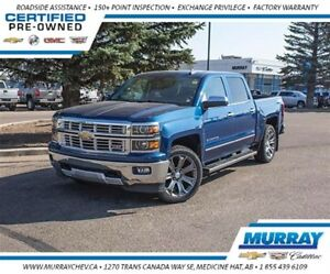 2015 Chevrolet Silverado 1500 LTZ *Leather *Heated/Cooled Seats