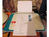 HP Deskjet 2632 3 in 1 Printer, Copier, Scanner - Brand New, Boxed, Sealed