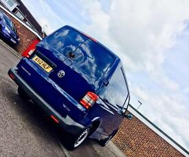 VW Transporter T26 SWB - Long MOT, FSH