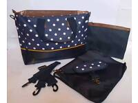 New Changing Bag - Navy