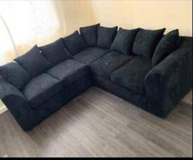 Jumbo cord sofas brand new buy direct from Manufacture