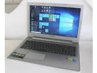 Lenovo Z50-70 Laptop 15.6 i7 SSD 8GB Windows 10