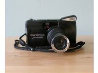 Olympus Mju Zoom 38-105mm 35mm film camera