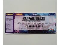 Reading Festival 2016 - Early entry ticket ONLY (24th August 2016)