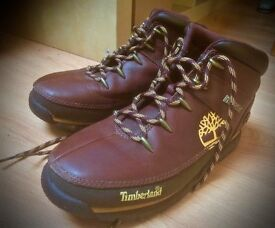 Timberland Boots Brown size 4 UK