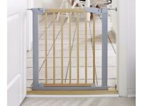 New - baby gate, BabyDan Designer Pressure Fit Safety Gate
