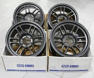ENKEI RPT1 16x8 6x139.7 Special Colour Matt Dark Gunmetal Titanium Gold Tacoma 4Runner FJ Chevy **WHEELSCO**