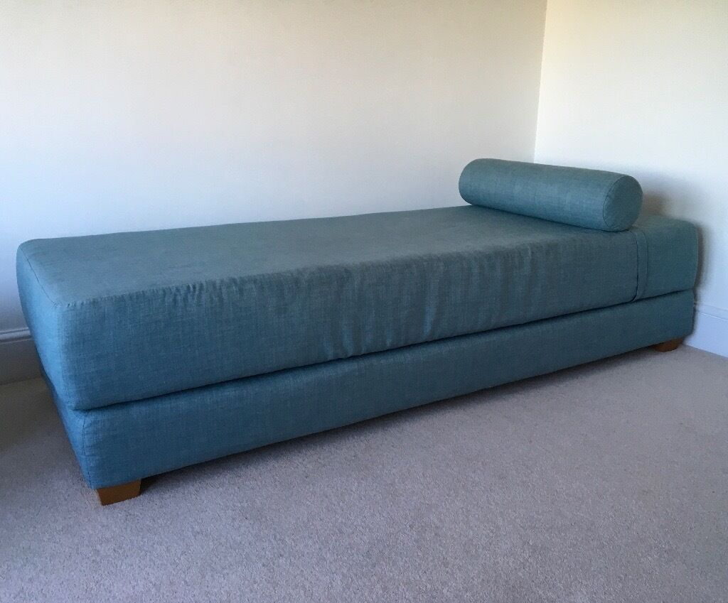 Made Romy Day Bed In Venetian Blue (Sofa Bed)