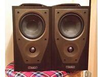 Mission M71 speakers