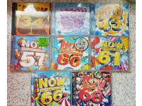 NOW cds