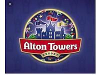 Alton Towers 6th June