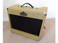 Washburn South Side VGA 30R Tweed amplifier. Amazing clean condition.