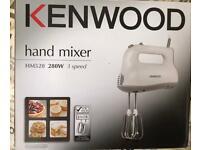 Brand New Kenwood hand mixer