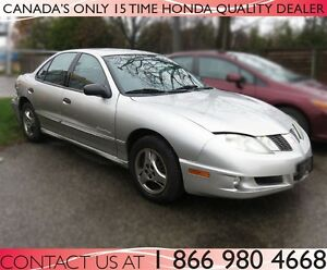 2005 Pontiac Sunfire LOW KM'S | LOW PRICE
