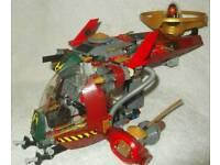 Lego ninjago robin sex helecopter