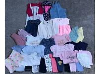 Bundle of baby clothes, size 6-9 months