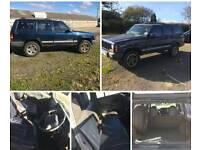 Jeep Cherokee 2.5TD spares/repairs