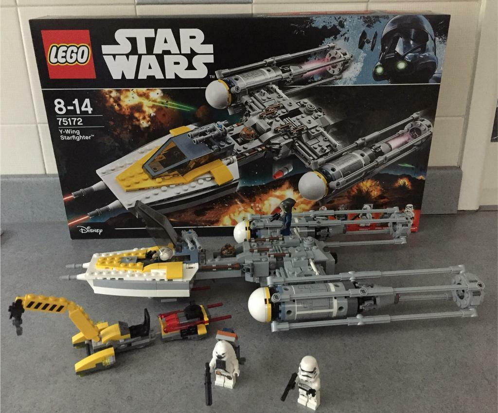 Lego Star Wars Y Wing Starfighter 75172 In Poole Dorset Gumtree