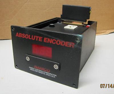 Namco Absolute Encoder Absencf.mnt Ttlhtl Ca210-40002