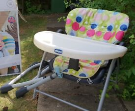 High Chair Chicco Polly Easy